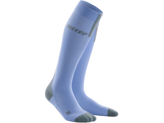 cep Run Socks 3.0 Dames, sky/grey